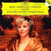 Berg Korngold R Strauss Lieder Songs