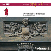 Mozart: The Serenades for Orchestra, Vol.3 (Complete Mozart Edition) Songs