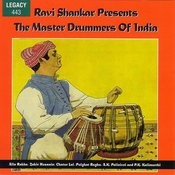 Ravi Shankar Presents The Master Drummers Of India Songs