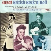 Great British Rock 'N' Roll: Just About As Good As It Gets!, Vol.2 Songs