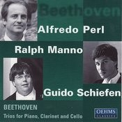 Beethoven: Trios For Piano, Clarinet & Cello Songs