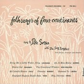 Folk Songs Of Four Continents Songs