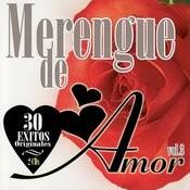 Merengue De Amor, Vol.3 Songs