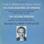 The Four Musicians Of Bremen And The Golden Treasure Songs