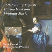 16th Century English Harpsichord and Virginals Music Songs