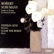Robert Schumann: Lieder To Poems By Heinrich Heine Songs
