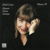 Mozart: Piano Sonatas Volume III Songs
