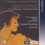 Mozart: Demofoonte - Fragments Of An Opera Songs