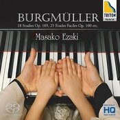 Burgmuller: 18 Studies Op. 109, 25 Etudes Faciles Op. 100 Etc. Songs
