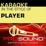 Baby Come Back (Karaoke With Background Vocals)[In The Style Of Player ] Song
