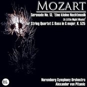 Mozart: Serenade No. 13, 'eine Kleine Nachtmusik (A Little Night Music)' For String Quartet & Bass In G Major, K. 525 Songs