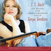 Bach: Cello Suites Songs