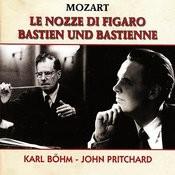 Mozart - Le Nozze Die Figaro (1956), Bastien Und Bastienne (1953) Songs