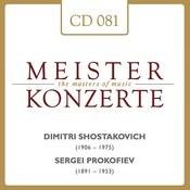 Dimitri Shostakovich - Sergei Prokofiev Songs