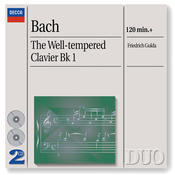 Bach, J.S.: The Well-tempered Clavier Bk I Songs