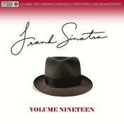 Frank Sinatra Volume Nineteen Songs