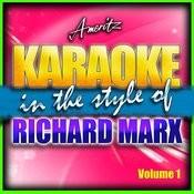 Karaoke - Richard Marx Vol. 1 Songs