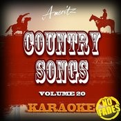 Karaoke - Country Songs Vol. 20 Songs