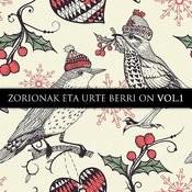 Zorionak Eta Urte Berri On Vol. 1 Songs