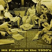 Hitparade In The 1950's Songs