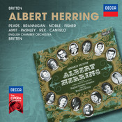 Britten: Albert Herring Songs