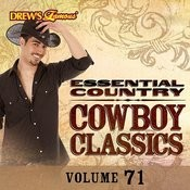 Essential Country: Cowboy Classics, Vol. 71 Songs