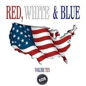 Red, White & Blue, Vol. 10 Songs
