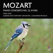 Mozart Piano Concerto No. 22, K. 482 Songs