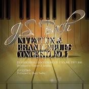 J.S. Bach: Invention & Brandenburg Concerto No. 1 Songs