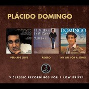 Plcido Domingo - CostCo (Nice Price) - Perhaps Love, Adoro, My Life For A Song Songs