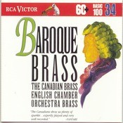 Baroque Brass, Basic 100 Vol.34 Songs