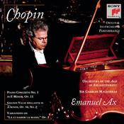 Chopin: Piano Concerto No. 11, Waltz in A Minor