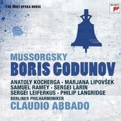 Mussorgsky: Boris Godunov - The Sony Opera House Songs