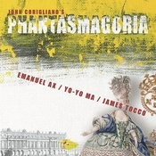 Corigliano: Phantasmagoria (Remastered) Songs