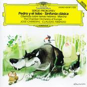 Prokofiev: Pedro y el Lobo; Obertura sobre temas; Sinfonia Classica Songs