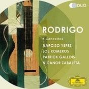 Rodrigo: 6 Concertos Songs