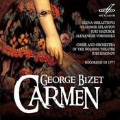 Bizet: Carmen (Live) Songs