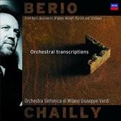 Luciano Berio / Trascrizioni orchestrali Songs