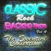 Classic Rock Backing Tracks, Vol. 4 Songs