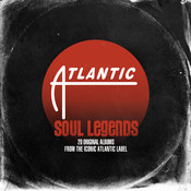 Atlantic Soul Legends : 20 Original Albums From The Iconic Atlantic Label Songs