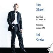 Schubert: Piano Sonata In C Minor, D. 958; Six Moments Musicaux, D. 780 Songs