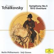 Tchaikovsky: Symphony No. 5 / Overture Solennelle »1812« Songs