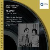 Mozart: Così fan tutte Songs