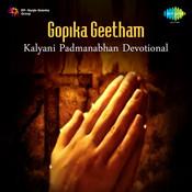 Gopika Geetham Kalyani Padmanabhan Devotional Songs