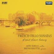 French Cello Sonatas Songs