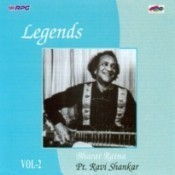 Legends - Pandit Ravi Shankar Vol 2 Songs