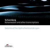 Schönberg : Transcriptions (-  Elatus) Songs