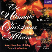 The Ultimate Christmas Album Songs