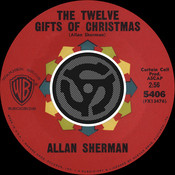 The Twelve Gifts Of Christmas / You Went The Wrong Way, Ole King Louie [Digital 45] (with PDF) Songs
