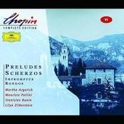 Chopin: Preludes; Scherzos; Impromptus;  Rondos Songs
